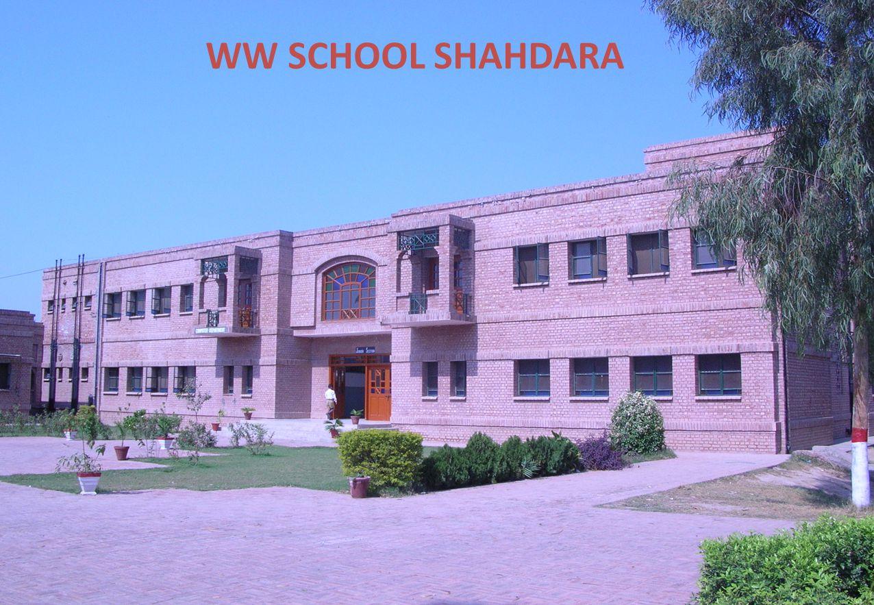 102 WW SCHOOL SHAHDARA