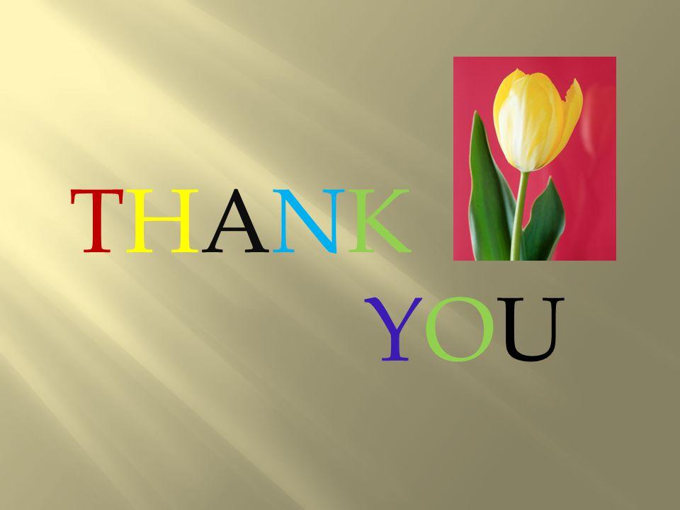 THANKTHANK YOU