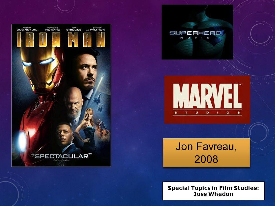 Jon Favreau, 2008