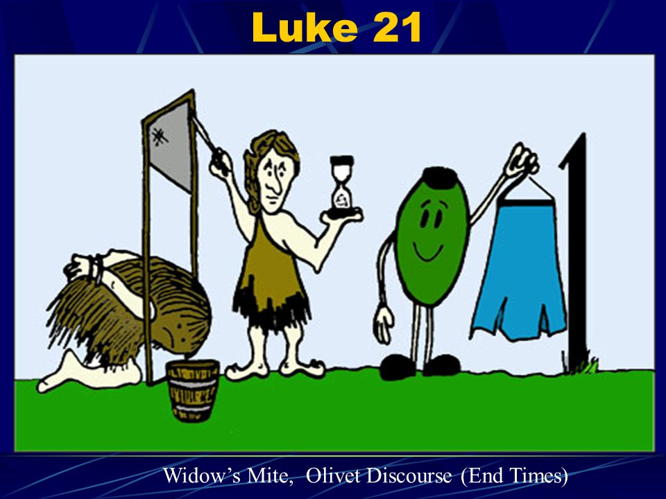 Luke 20 By What Authority? Wicked Tenants, Tribute to Caesar? Resurrection, David's Son