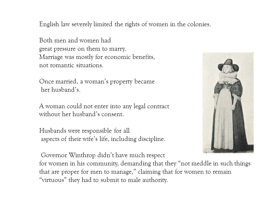 Widows were also pressured to get remarried as soon as possible.