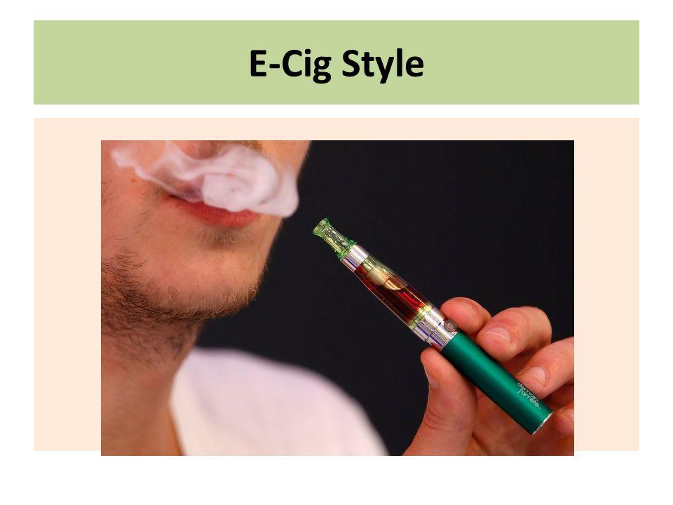 E-Cig Style