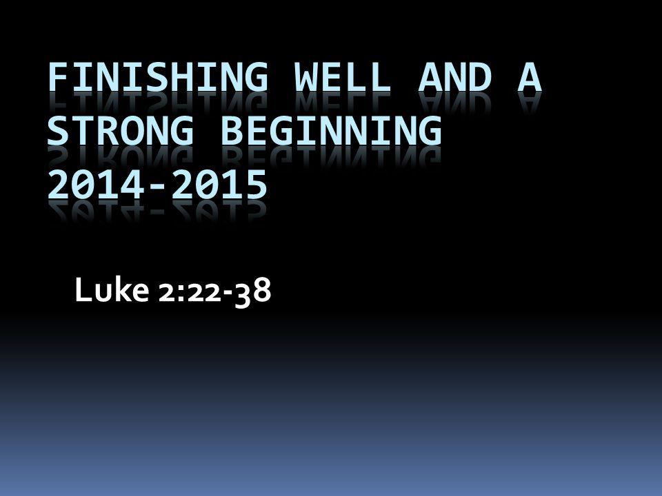 Luke 2:22-38