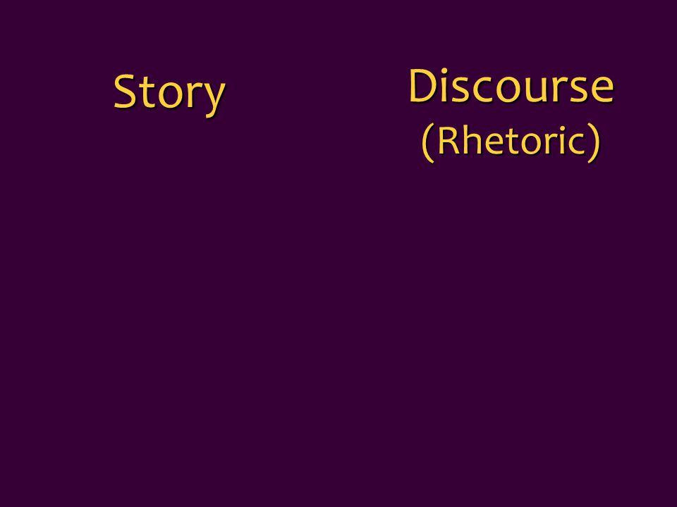 Discourse (Rhetoric) Story