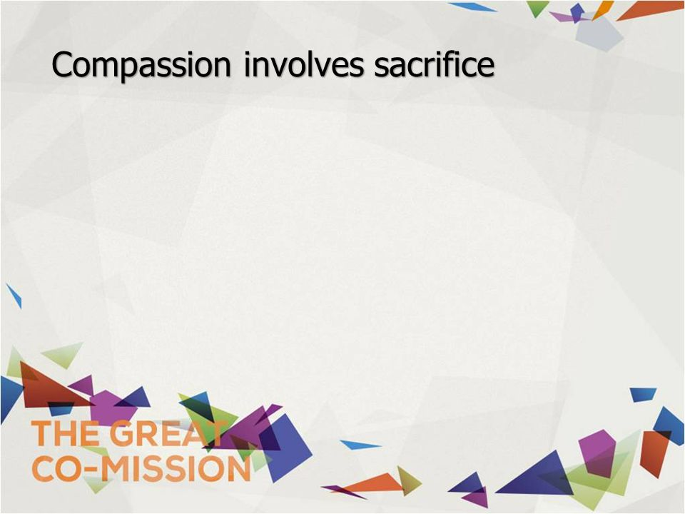 Compassion is an act of worship