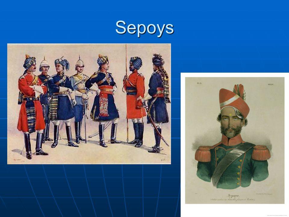 Sepoys
