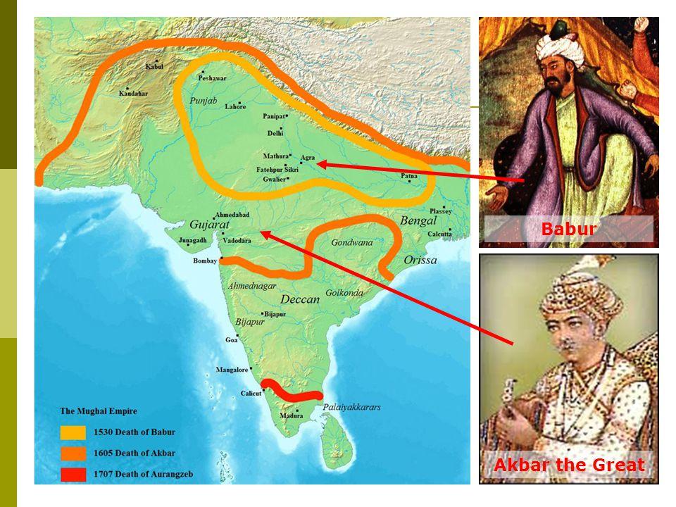 Babur Akbar the Great