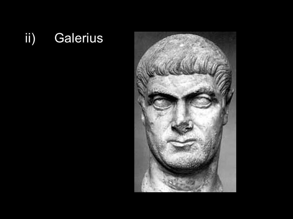 ii)Galerius