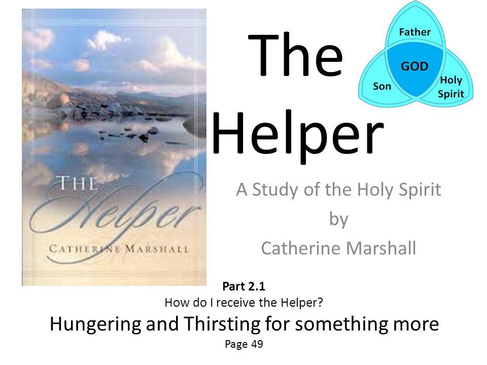 Part 2 How do I receive the Helper.