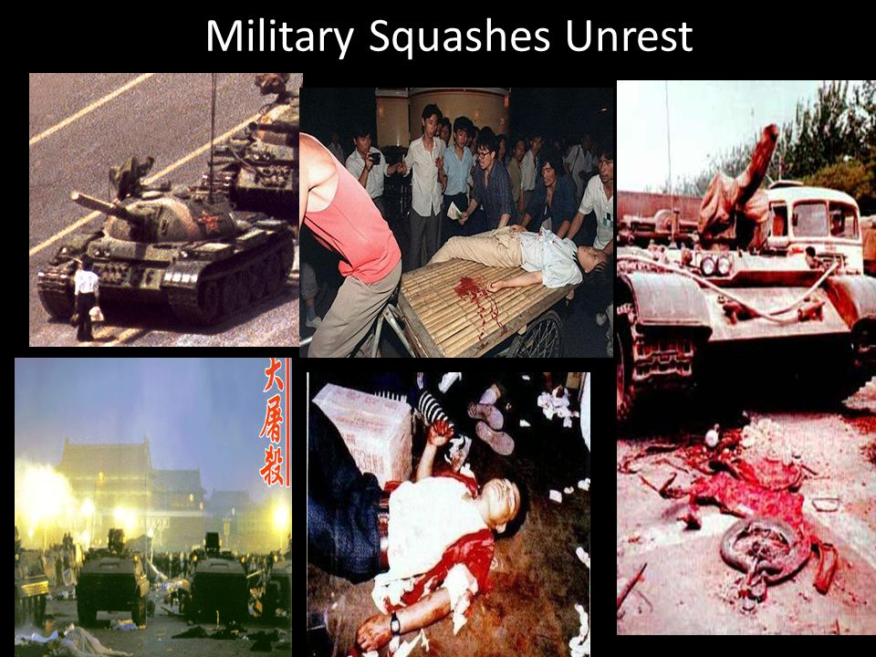 Military Squashes Unrest