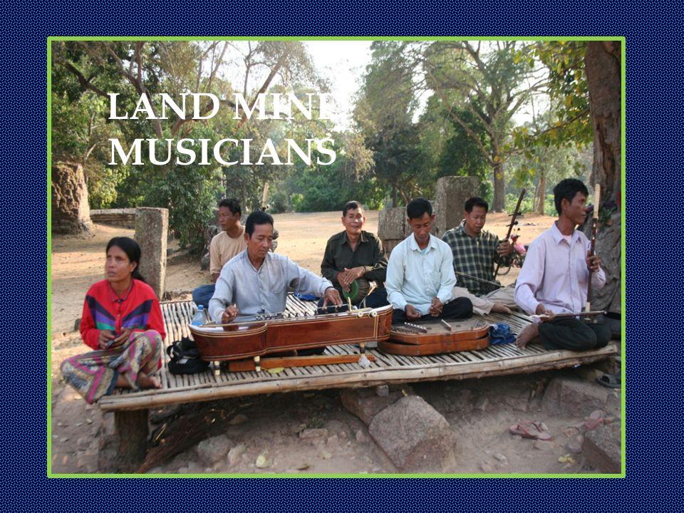 LAND MINE MUSICIANS