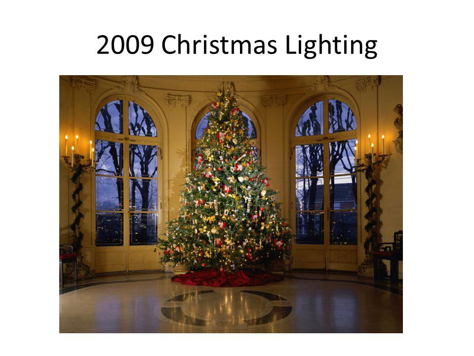 2009 Christmas Lighting