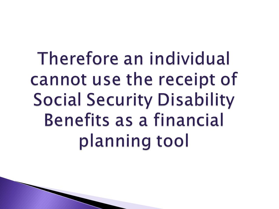  The Social Security Disability Law is found in 42 USC § 401 et.seq.