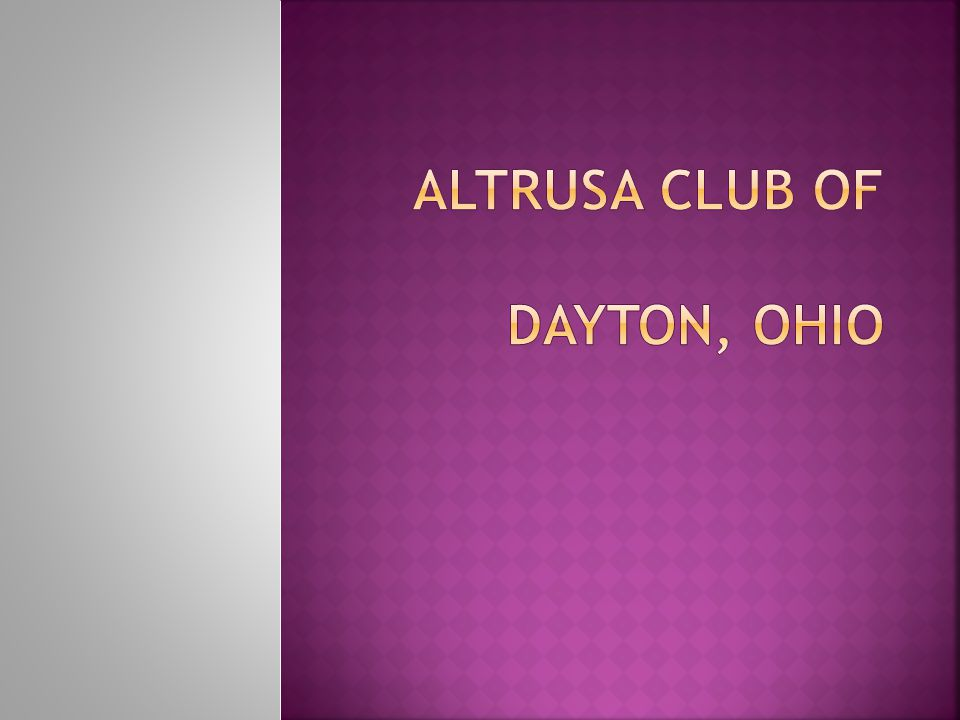  May we go forth with high ideals  To greet our fellow man,  Be true to all Altrusa aims  Until we meet again.