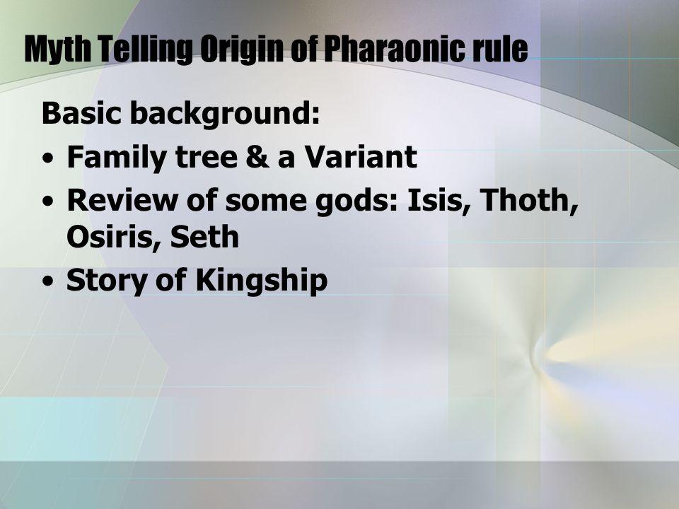 Family Tree of Ennead (Heliopolis) from last class Ra-Atum ShuTefenet Geb Nut Osiris Isis Set(h)Nephthys