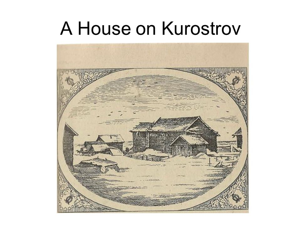 A House on Kurostrov
