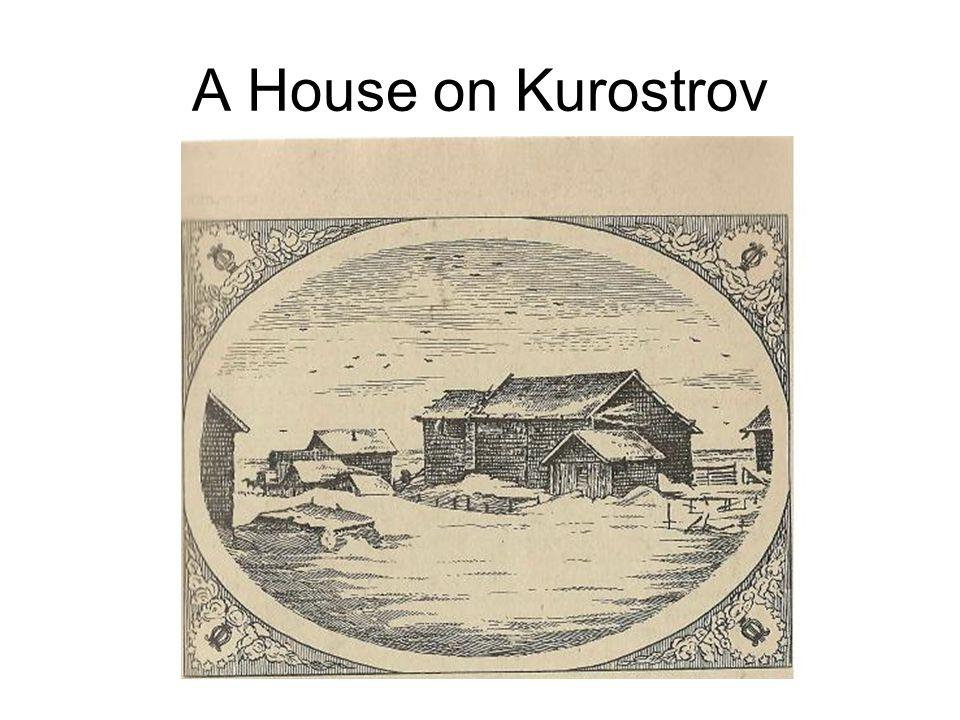 Lomonosov returned to Russia in 1741.