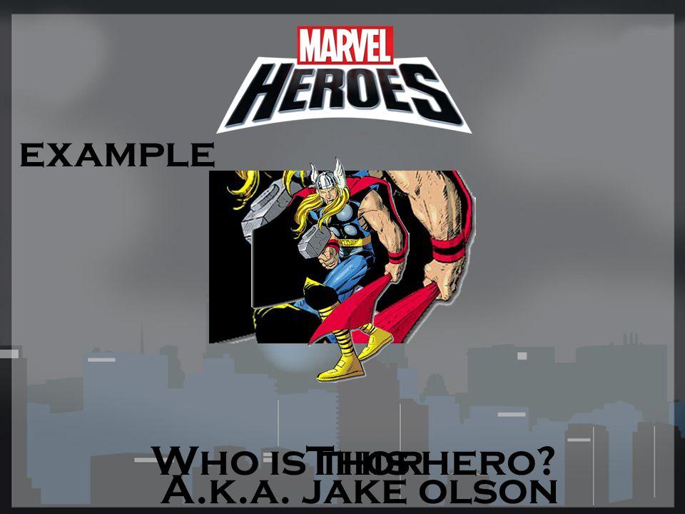 Who is this hero?Black Widow A.k.a. natasha romanov