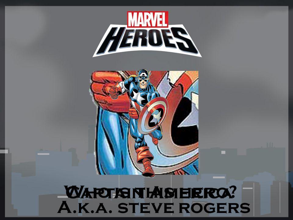 Bonus: Who is this hero?Nick Fury A.k.a. nicholas fury jr.