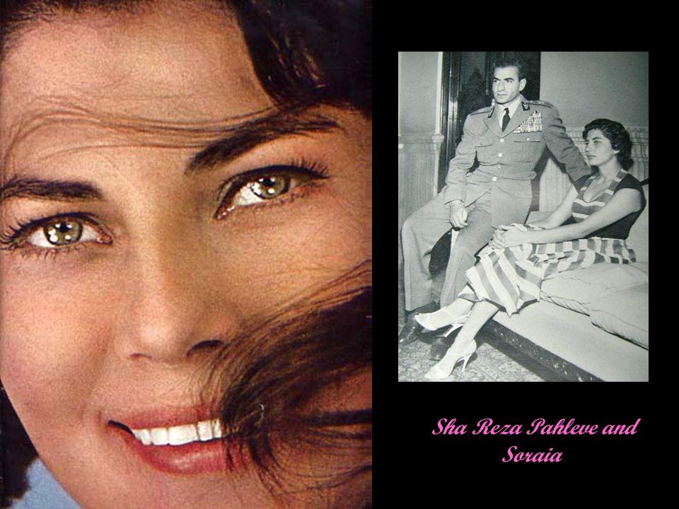 Queen Soraya Esfandiari Bakhtiari