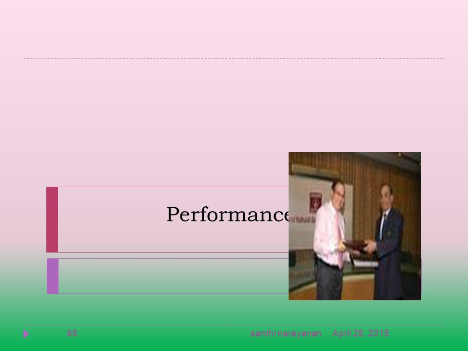 Performance of contract April 28, 201589santhi narayanan