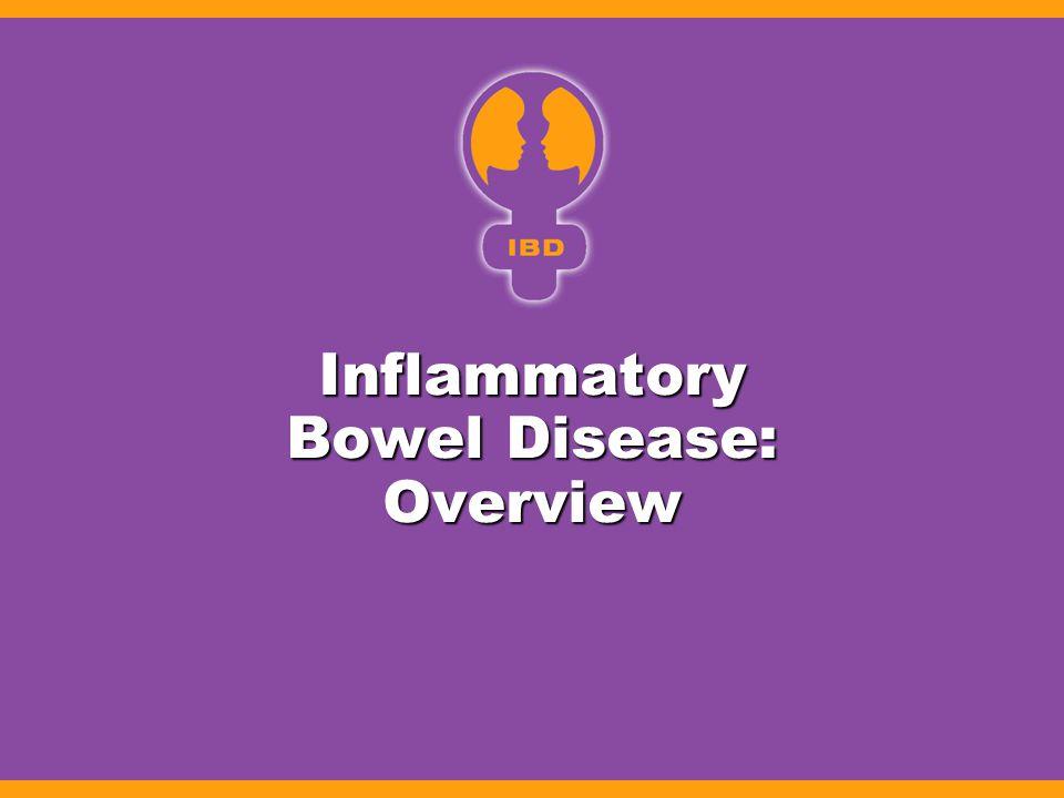 Inflammatory Bowel Disease: Overview