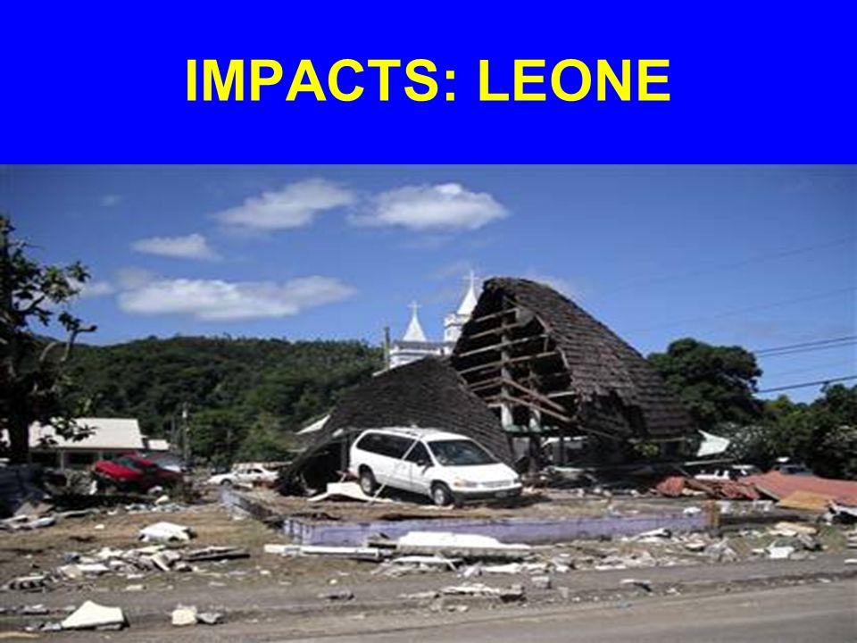 IMPACTS: LEONE