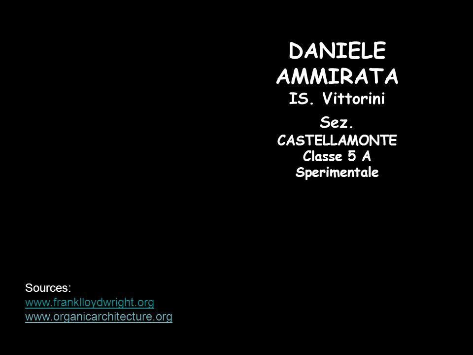 DANIELE AMMIRATA IS.Vittorini Sez.