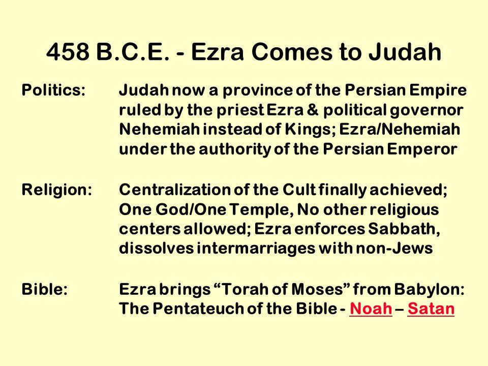458 B.C.E.