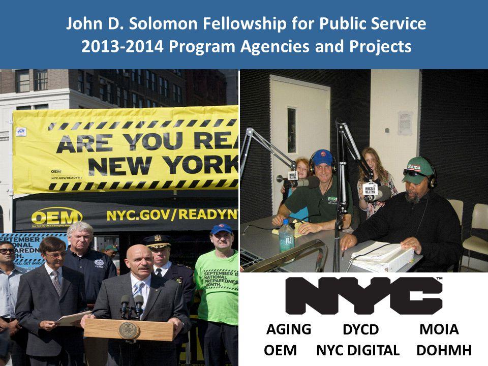 NYC DIGITAL John D.