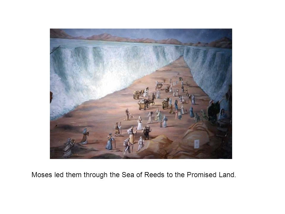 Moses and the Exodus 1450 B.C.