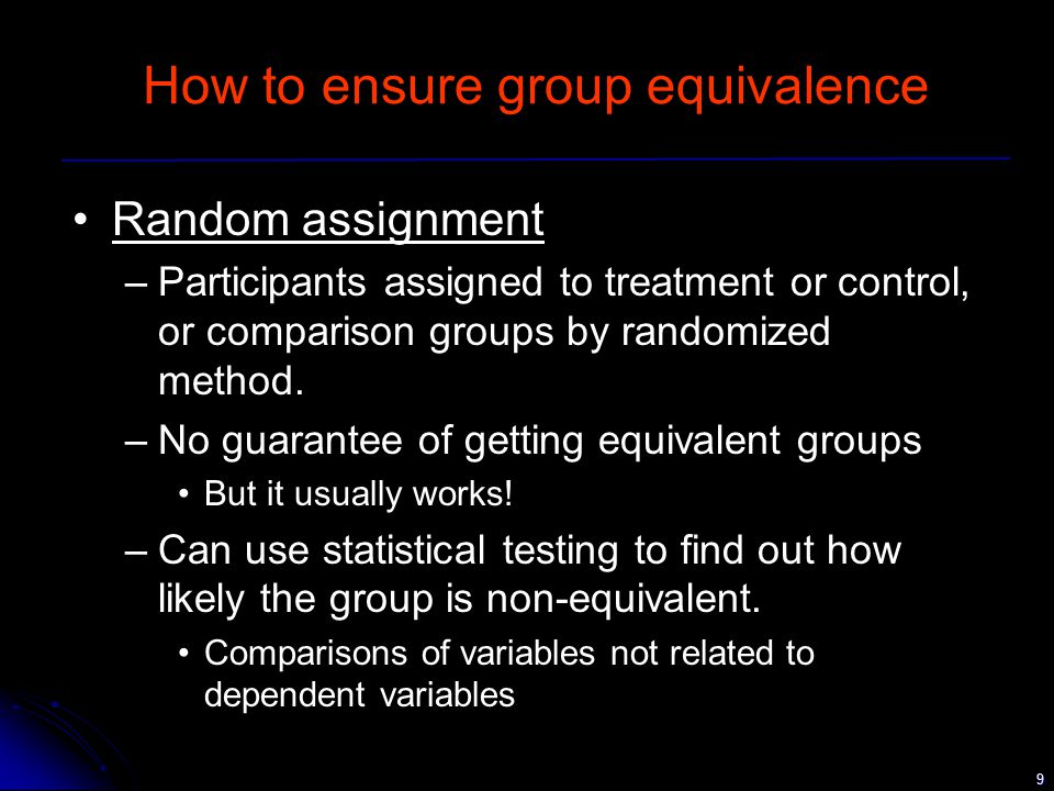 20 Solomon four-group design interpretation exercise Group 1RPr1 (60) XPo1 (82) Group 2R XPo2 (74) Group 3RPr2 (62) Po3 (70) Group 4RPo4 (62) The numbers in the parentheses represent the average score of the group.
