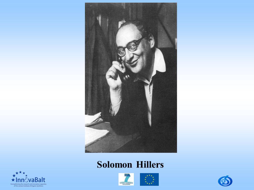 Solomon Hillers