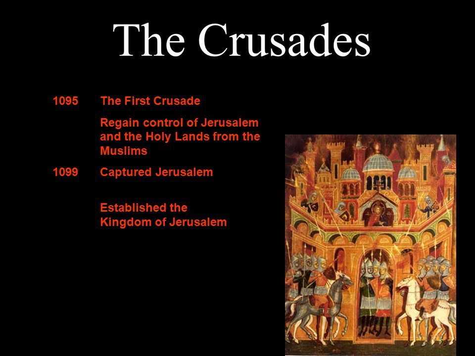 The Crusades Walter the Penniless Peter the Hermit and the People's Crusade