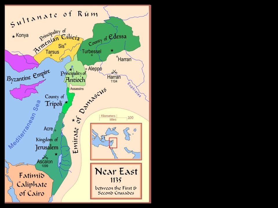 Battle of Hattin July 4, 1187 The beginning of the end Siege of Jerusalem Sept.