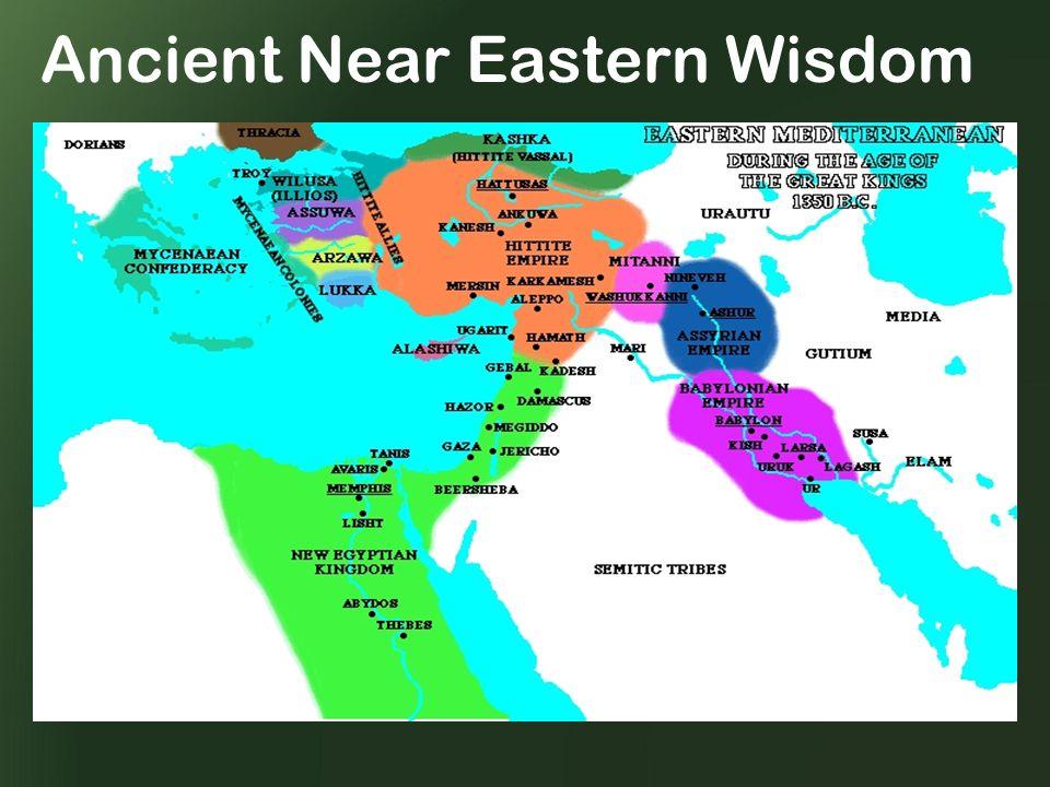 Ancient Near Eastern Wisdom