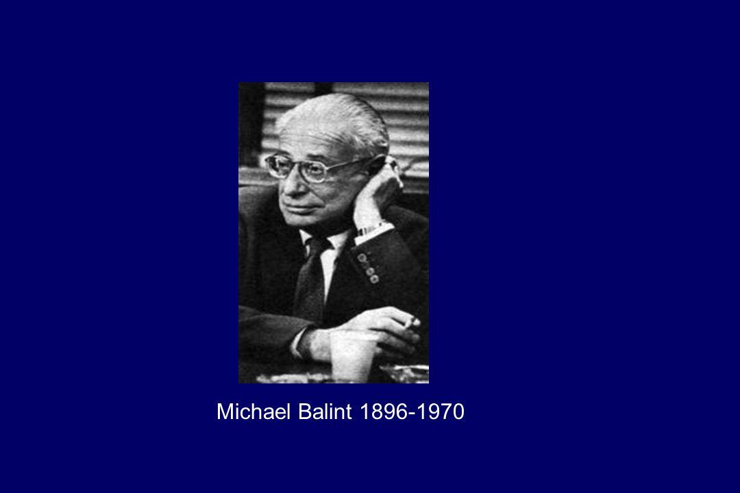 Michael Balint 1896-1970