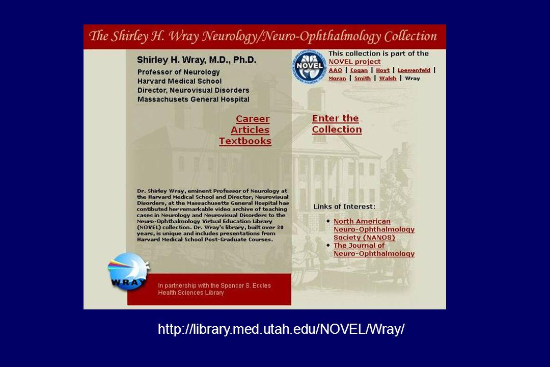 http://library.med.utah.edu/NOVEL/Wray/