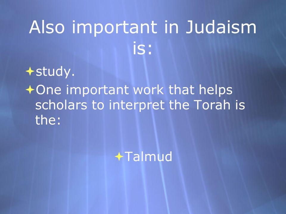 Judaism has always been concerned with: Judaism has always been concerned with:  Equality and  Social justice.
