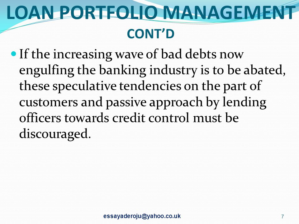 2.BUSINESS WITH HARD CORE BORROWING Example 2 - A CUSTOMER WITH O/D FACILITY OF 25M essayaderoju@yahoo.co.uk 47 MonthMax DR.