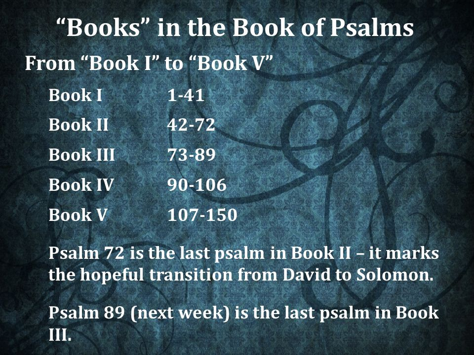 The Old Testament anticipates the coming of a righteous and just ruler from David's line.