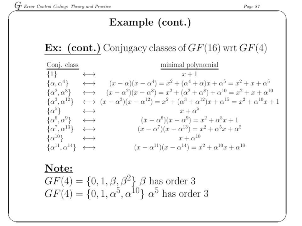 RS Encoder parity RS encoder 172 bytes 192 rows 10 bytes 16 bytes 172*182 = 31kbytes 10*192 + 182*16 n=37856 k=31304 R=k/n = 0.82