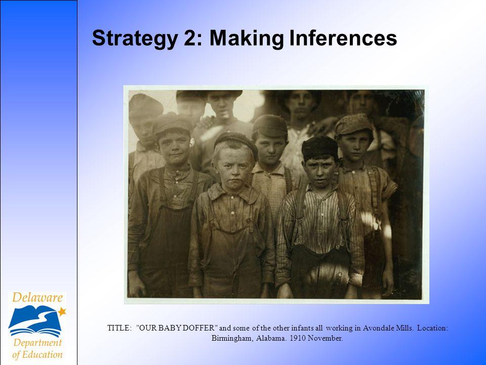 Alternative Strategy 3 – Option #1 Farm of W.W.