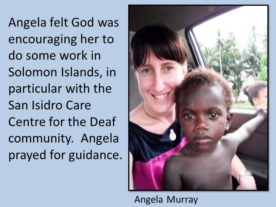 If you want to support the Centre for the Deaf in Aruligo, check out...