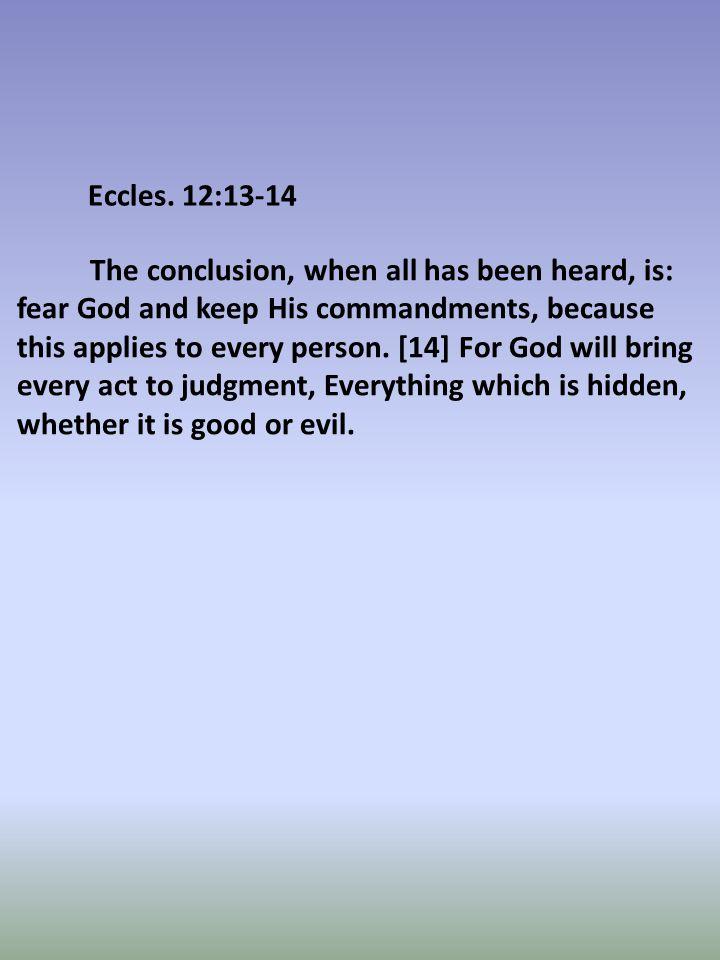 Eccles.