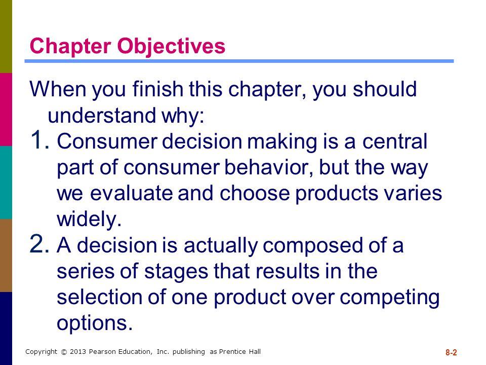 8-3 Copyright © 2013 Pearson Education, Inc.