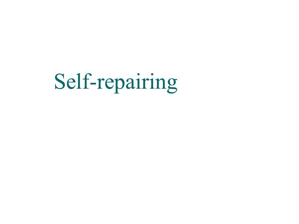 Self-repairing