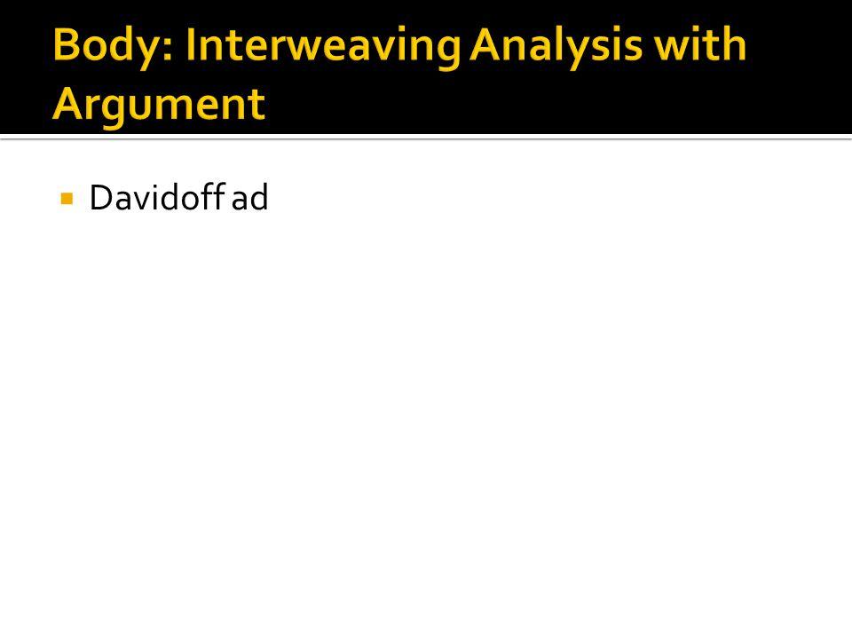  Davidoff ad