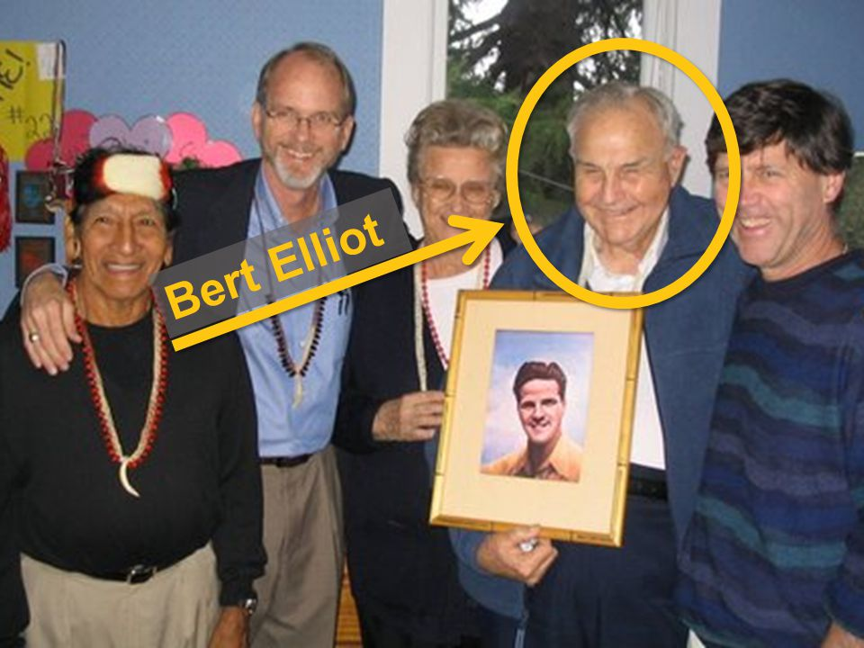 Bert Elliot