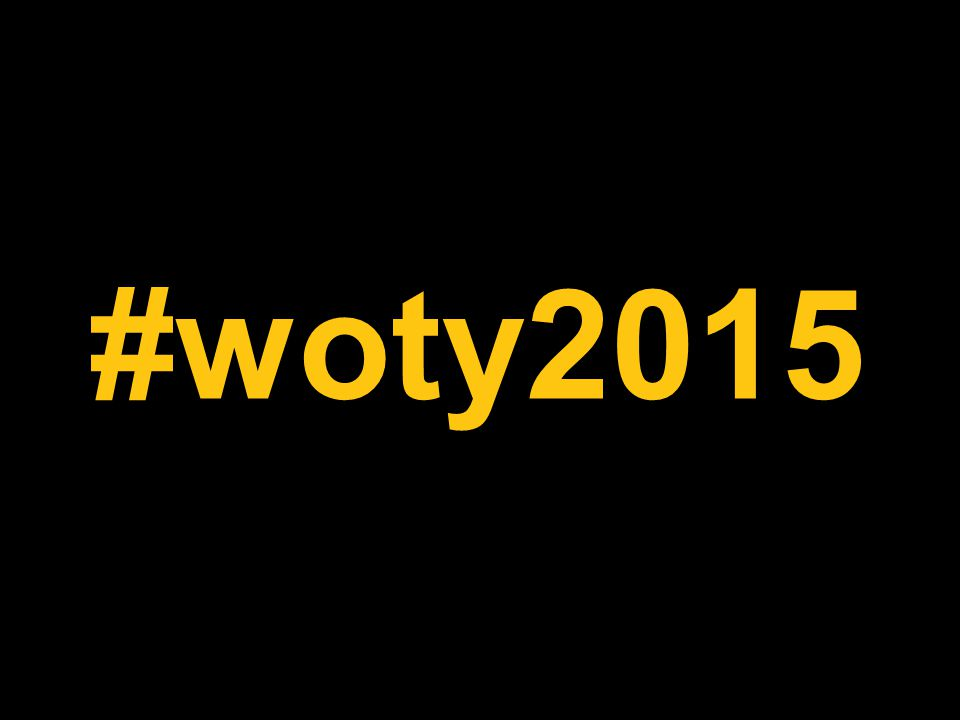 #woty2015